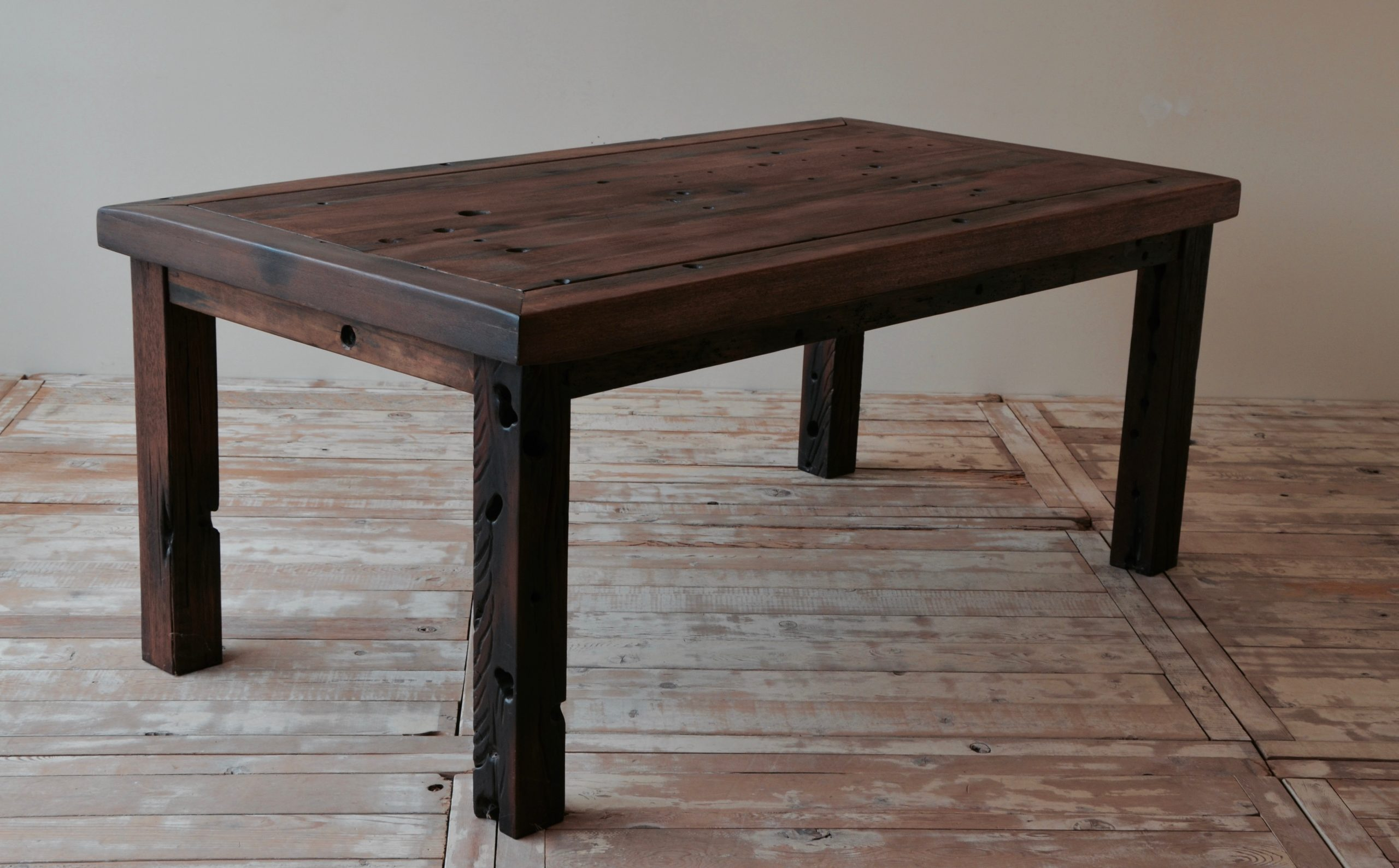 PS9404-CC-1 Reclaimed Old Boat Wood Furniture