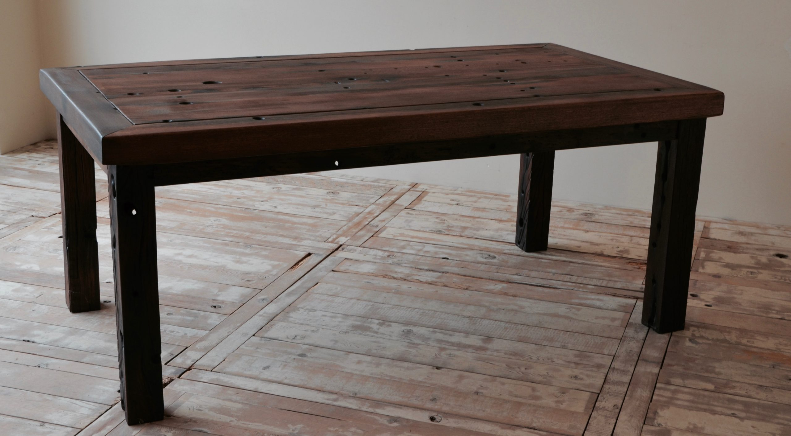 PS9404-CC-2 Reclaimed Old Boat Wood Furniture