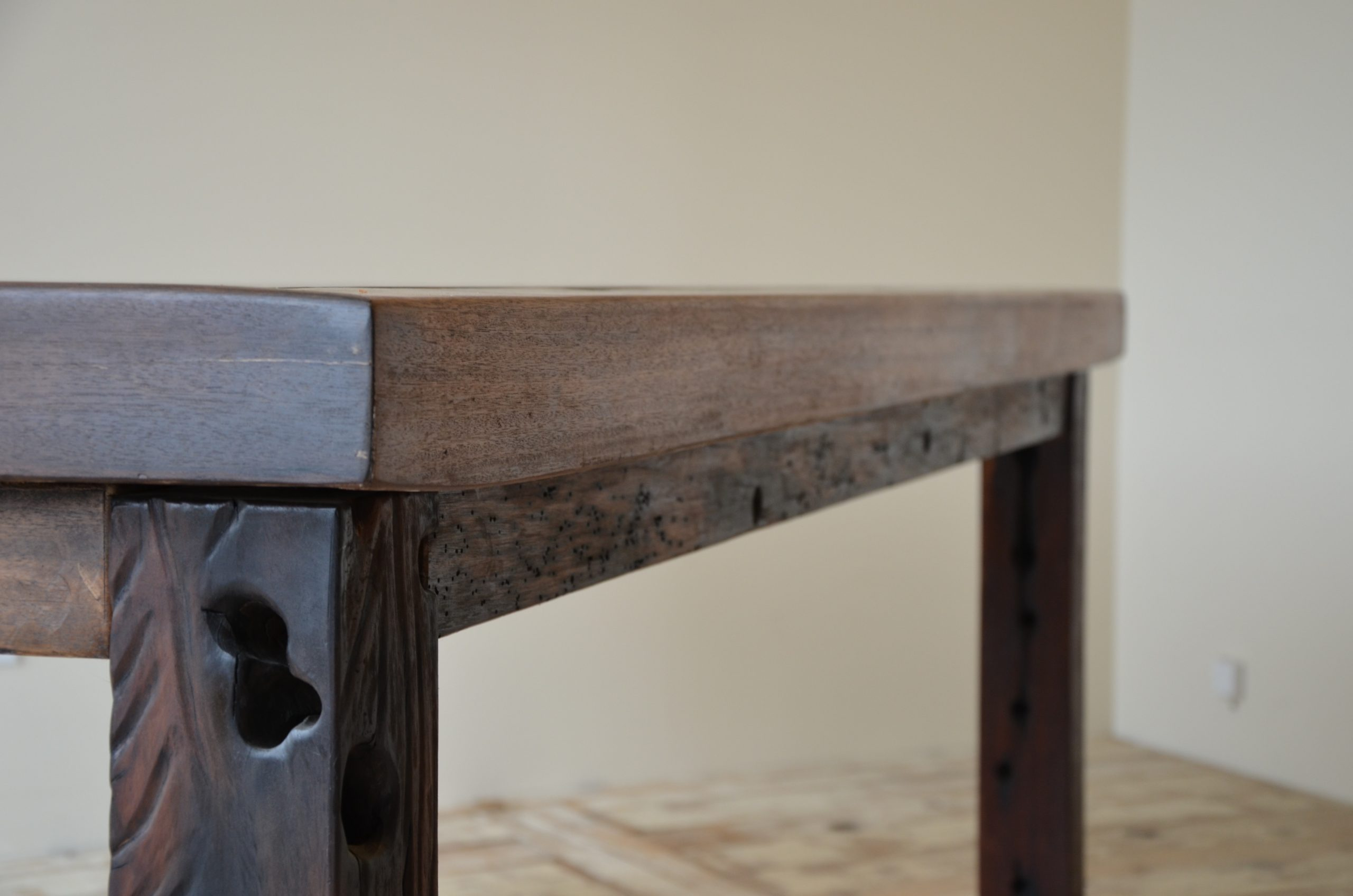 PS9404-CC-3 Reclaimed Old Boat Wood Furniture