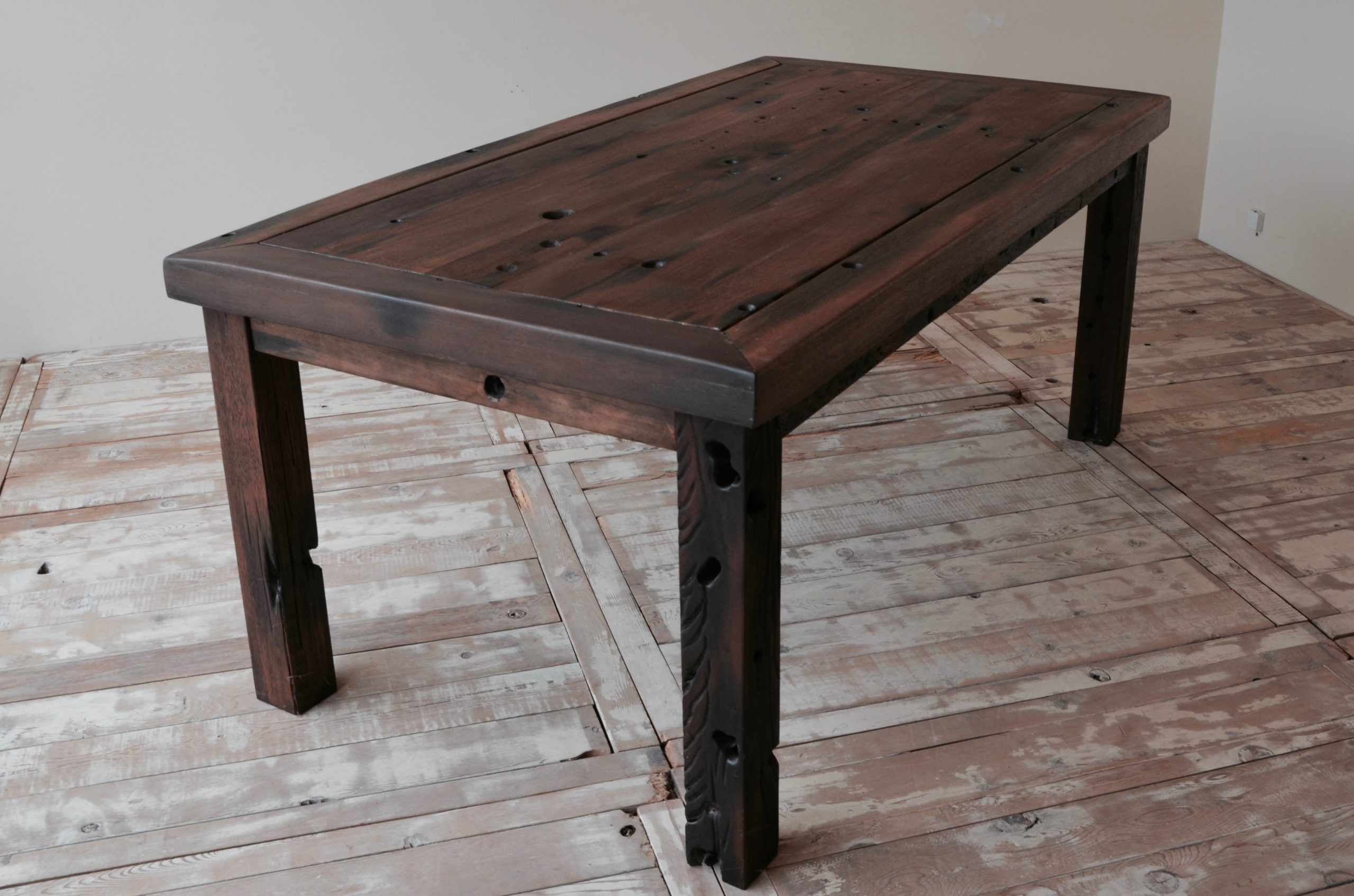 PS9404-CC-5 Reclaimed Old Boat Wood Furniture